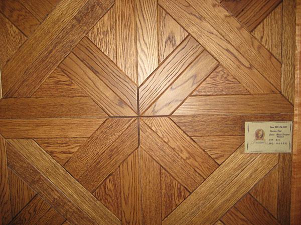 圣恩纳拼花地板,让你的家在粗犷大气中,透露出气派,舒适,实用和温暖的