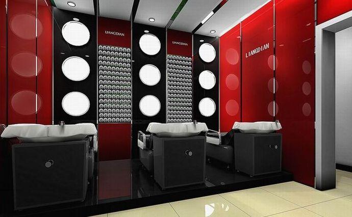 郑州美发店 理发店 发廊装修咨询中心的设计师家园 郑州美发店 理发店
