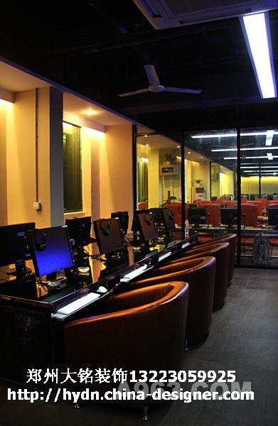 网吧装修之网吧走线 网吧电路布线和网吧网络布线