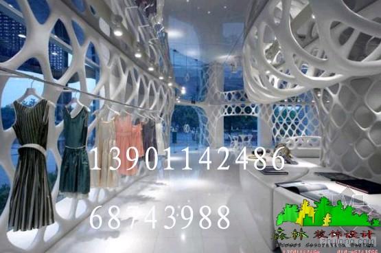 北京时装店设计装修-北京牙科诊所整形医院幼儿园ktv.图片
