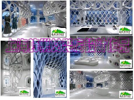 北京服装店设计装修--森林装饰设计公司的设计师家园