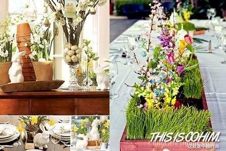 花艺绿植对家居软装设计的影响